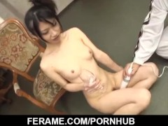 Special porn play along insolent Miki Uehara