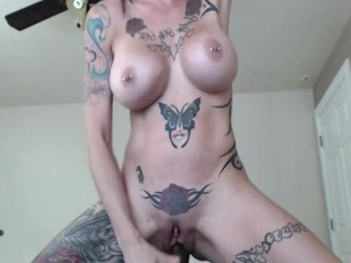 Tv Reporter Nude Fucking, Bj and Ride Your Cock Hard Big Tits Toys Pornstar Red Head