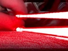 Sith Girl Fucks Herself With Lightsabers