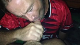 Me sucking cock on vid for the first time