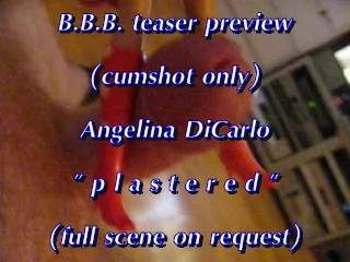 "BBB preview: Angelina DiCarlo ""plastered"""