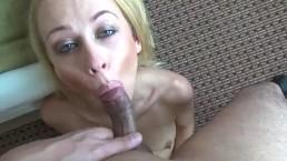 UK pornstar Carmel Anderson is my blowjob cum slut who loves cream pie