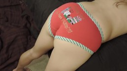 naughty girls get more presents!