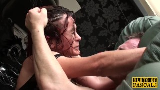 Sub pounded clitpierced in ass uk roughly ass hardcore