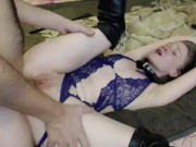 Ultimate Deepthroat Anal Slave