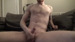 Shooting A Thick Load For Lauren -- JohnnyIzFine