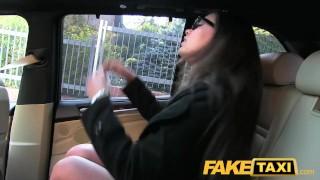 Faketaxi fuck hot ally back for nymphomaniac faketaxi point