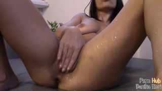 Orgasm a squirt like squirt fountainmultiple squirting fuck