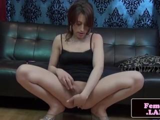 Girls getting butt fucked
