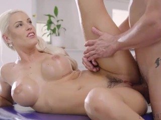 Rachel Roxxx Ass Babes - Take Every Inch, Blanche Bradburry