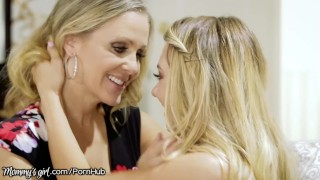 Julia Ann Eats Out Daughters Best Friend European teen