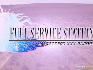 Full Service Station: a XXX Parody – Brazzers