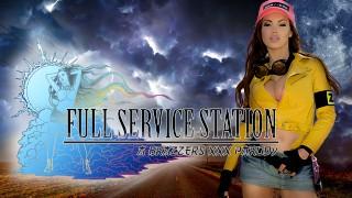 Full Service Station: a XXX Parody Brazzers