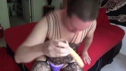 Anal Play In Panties