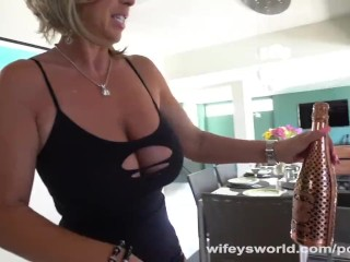 Banging My Big Titty Neighbor