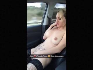 Flashing, Hot and Sexy Snapchats
