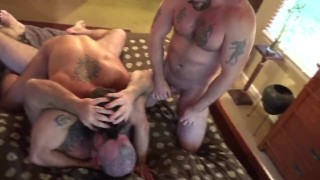 Doublepenetration first asker's pt aarin hair tattoo