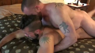 Aarin Asker's First Double-Penetration pt2 Private rough