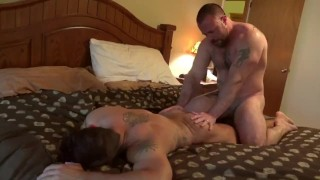 Aarin Asker's First Double-Penetration pt2 Gangbang group