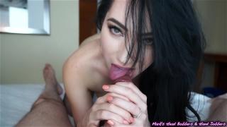 MHBHJ - Aria Creampie boobs