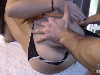Sucking girls penis luv it step mom when u suck my cock blow job cumshot orgasm busty big