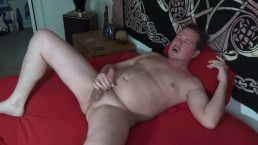 Masturbating In Bed