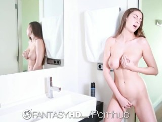 Celebrity Pussy Xxx FantasyHD - Babe Connie Carter has her close shaved pussy fucked