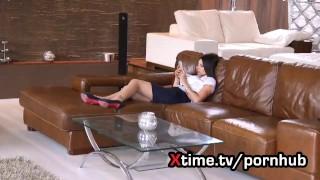 Sofia Gucci e il cazzone nero tutto in culo Natural close