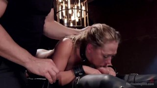 Carter Cruise's Slave Training, Day 1