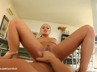 Milf Thing delivers Rony Anulli mature milf gonzo porn scene