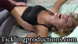 Tickling Mary part 3 *Until she begs, no more ! - MP4-HD - clip is 10:28 mi
