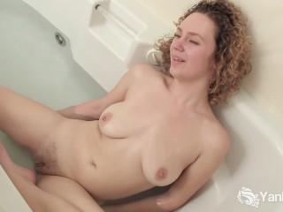 Rico s hairy pussy busty ruby masturbating in the bath tube yanks masturbate amateur sol