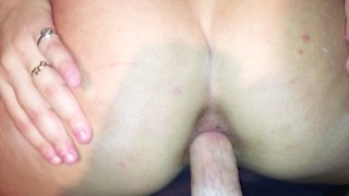 Anal fucked then facialy abused Teasing milf