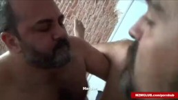 HAIRY Spaniards Fucking