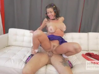 Brutal Anal Sex with Some Girl's Mom!
