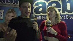 AVN 2016 Courtney Taylor and Cory Chase Interviews
