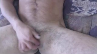 Sexy TransMan FTM Fingering Himself and Playing with Big Clit and Pussy Masturbation big