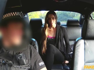 Pink Tits Nude Fucking, FakeCop: Young teen LeylA gets picked up and fucked by a cop Public Pornstar