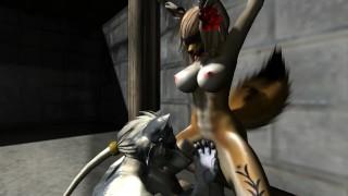 Mark of Lust 2 ( Furry / Yiff )