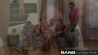 bang.com: best bitch gangbangs – teen porn