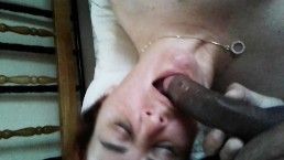 Best blowjob ever from my step mom