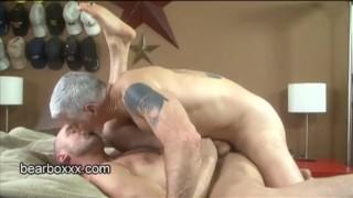 Beefcake Daddies porno