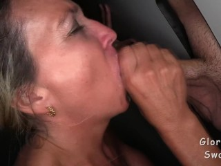 Position Porn Laceyb Gloryholeswallow, Blowjob Cumshot Milf
