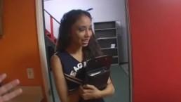 Cheeleader Alexis Love