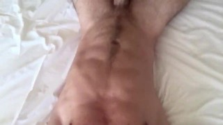 8 pack abs fuck in a Vegas Hotel  stud home made big-tits shaved-pussy couple amateur blowjob straight milf abs muscles webcam muscle