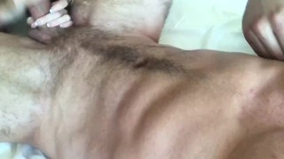 8 pack abs fuck in a Vegas Hotel