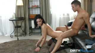 Dirty Flix - A very special gratitude Anal blonde