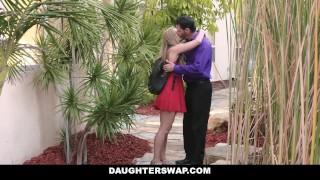 Webcamming daughterswap blonde little by dad pt hot caught bffs stone ass