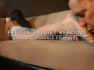 Felicia's Quiet Reading - www.c4s.com/8983/16776150