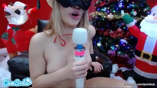 Elf live latina christmas exclusive in the a camsoda tit spirt  elf christmas